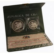 Chile 500 Pesos 1991 Pick 153c Bc South America F
