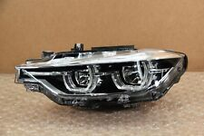Complete! 2016-2018 BMW 3-Series F30 330i Left LH Side Full LED Headlight OEM