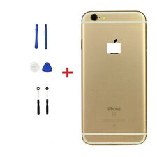 New iPhone 6s Gold Replacement Housing Back Cover Case Mid Frame + TOOL KIT