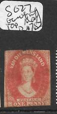 TASMANIA   (PP2709B) QV 1D SG 27  MOG