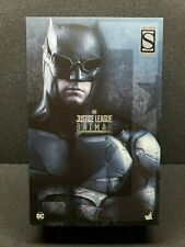 BOX ONLY!  Hot Toys Justice League Tactical Batman ex exclusive special edition