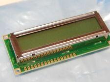Seiko L1662B1-J000 L1662B1 LCD Display Modules 2X16 WTSTN GRAY - FAST SHIPPING
