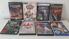 PC & PS Spiele Paket. Defekt!