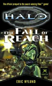 Halo: The Fall Of Reach by Nylund, Eric S. Paperback Book The Cheap Fast Free