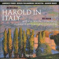 Hector Berlioz : Berlioz: Harold in Italy CD (2018) ***NEW*** Quality guaranteed