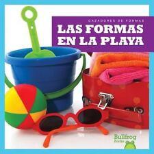 Las formas en la playa / Shapes by the Sea Spanish edition Cazadores de Forma