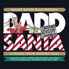 Peanut Butter Wolf Presents - Badd Santa [CD]