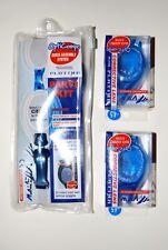 Lunettes de vue natation ups 500A kit de pièces de prescription opticompo neuf