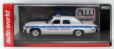 Véhicules miniatures bleus pour Dodge 1:43