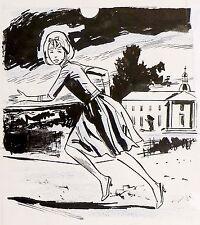 GIGI ( Ugaki Agar Scarlett Dream ) Fillette dessin original 1 - 6