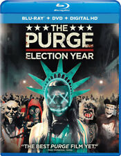 The Purge: Election Year [New Blu-ray] With DVD, UV/HD Digital Copy, 2 Pack, D
