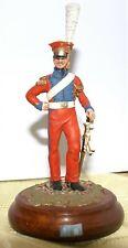 Soldat de plomb 90mm - 2ème rgt des chevau-légers lanciers de la garde 1810-15