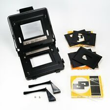 Meopta Negative Carrier for Magnifax 4 w/ Inserts for 24x36mm, 6x6cm & AN Glass