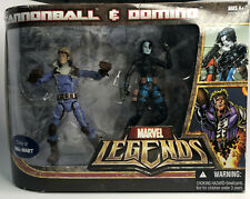 MARVEL LEGENDS Hasbro X-FORCE Action Figure Set CANNONBALL & DOMINO X-Men Mutant