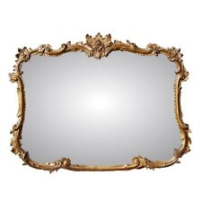 Hickory Manor Buffet Mirror/Antique Gold - 8144AG