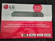 LG DP542H HDMI DVD-Player - Full HD - Schwarz NEU/OVP