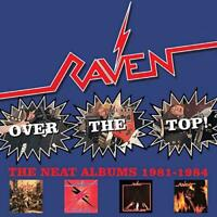 Raven - Over The Top! : The Neat Years 1981-1984 (NEW 4CD)