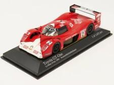 Modellini statici di auto da corsa sportive e turistiche edizione limitata toyota Scala 1:43