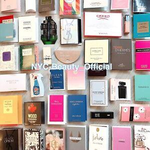 Lot of 10 - Women Fragrance Samples Random Lot Surprise bag HERMES CHANEL YSL..