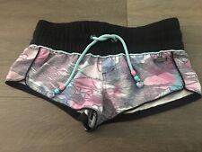 Girls size 8 Pink MAMBO MINI BOARD SHORTS *Great*