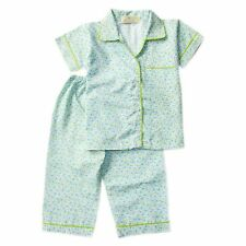 Girls Baby/Toddler Woven B/D Floral Print #1050 Pajama Set Sleepwear, S (3T-4T)