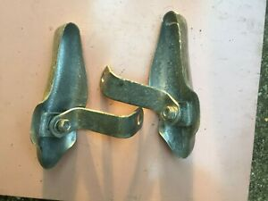 Morris Minor Bumper Overiders or Guards and Brackets