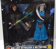 "Luke Jedi Bib Fortuna Star Wars Kenner 1997 12"" Action Figure 1/6th scale NIP"