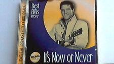 24 Karat Gold CD  Elvis Presley  -- BEST  ...It´s Now or Never --