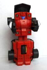 Hasbro Transformers Autobot Gen 1 Vehicle Racecar Robot