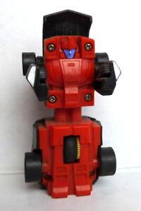 Autobot Hasbro Transformers Gen 1 Vehicle Racecar Robot
