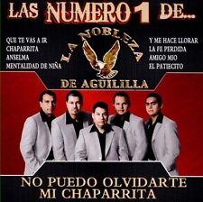 Nobleza De Aguililla, La-Las Numero 1 De.... CD NEW