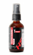 T-Power Testosterone Booster Spray with L-Arginine & Deer Antler Extract 1 Bot