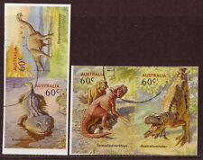 AUSTRALIA 2013 DINOSAURS SELF ADHESIVE SET OF 4 FINE USED