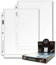 """BCW Photo Protector Sheets, 8x10"""" - 10 pack"""