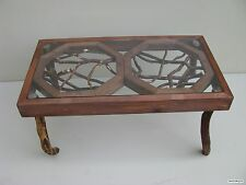 """Rustic Branch Double Octagon Coffee Table -- 24"""" x 45"""" x 18"""""""