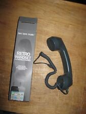 Retro Handset for cellphones