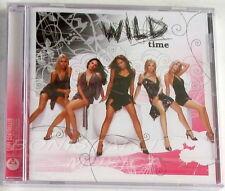 WILD - TIME - CD Sigillato Bonus Track