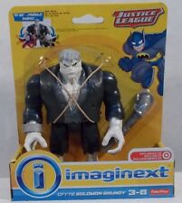 DC Super Friends By Imaginext Target Exclusive Solomon Grundy Fisher Price MISP