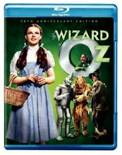 The Wizard of Oz: (75th Anniversary Edition, Blu-ray, 2013) - Brand New!!