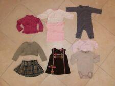 Lot bébé fille 3 mois 11 pièces Sergent Major DPAM Benetton etc