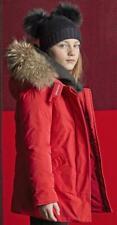 -30% WOOLRICH Luxury arctic Parka Gr. 152/12Y/Damen XS~red~NP 490€~NEW
