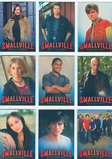 Smallville Season 1 9 Card Preview Set PR1-PR9