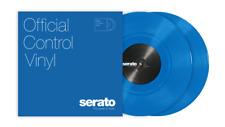 "10"" Serato Standard Colors (Pair) BLUE Control Vinyl"