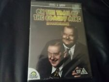 laurel And Hardy  on the trail of the comedy mine dvd a documentary new freepost