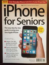iPhone For Seniors Step By Step Guide Tips Music Vol 6 Spring 2016 FREE SHIPPING