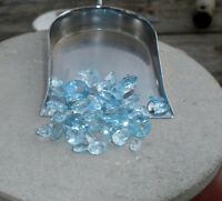 Sky Blue Topaz Natural Gem Loose Faceted Mix over 25 carats