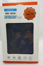 AGPtek Wireless Bluetooth Keyboard Detachable Case Cover-Kindle Fire 7
