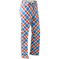 SALE Plaid a Blinder  Tartan Golf Trousers By Royal And Awesome Pants 30 - 44""