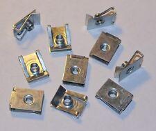 10 dadi LAMIERA RIVESTIMENTO Clip/morsetti filettatura m5 ad esempio APRILIA RS 125/250
