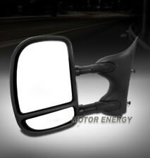 99-07 FORD F250 F350 F450 F550 SUPERDUTY TOWING EXTEND MANUAL MIRROR DRIVER LEFT